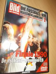 1 DVD Fußball-