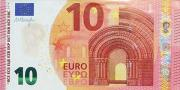 10 EURO Cash