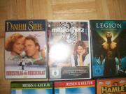 11 DVDs Spielfilme,