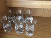 12 Gläser zu