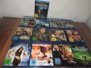 13 DVDs Sammlung
