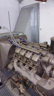 150 kVA Stromaggregat