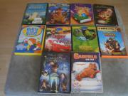 17 Kinder DVD`