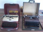 2 alte Koffer