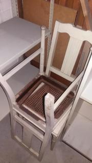 2 Barock Stühle