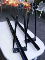 2 Fahrradträger passend
