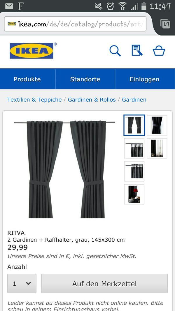 gardinen vorhange emmie knopp kaufen gebraucht oder neu. Black Bedroom Furniture Sets. Home Design Ideas