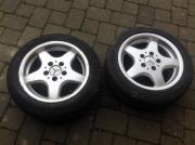 2 Reifen auf
