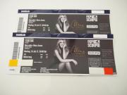 2 Tickets - Celine