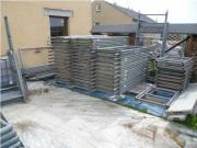22 m² Baugerüst -
