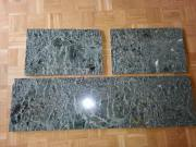3 Marmorplatten, 130x36,