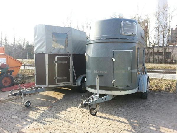 3 pferdeanh nger zu verleihen und fahrservice in. Black Bedroom Furniture Sets. Home Design Ideas