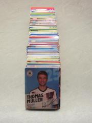 350 Fußballkarten - Sammelkarten -