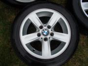 4 BMW Alufelgen