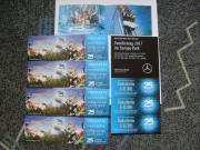 4 Eintriffskarten (Tickets)