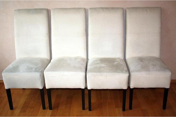 4 sehr sch ne st hle zu verkaufen in m nchen polster sessel couch kaufen und verkaufen ber. Black Bedroom Furniture Sets. Home Design Ideas