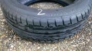 4 Sommerreifen, Dunlop,