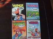4 Taschenbücher