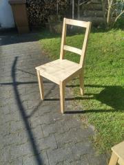 5 Ikea Stühle