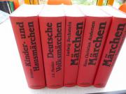 5 Märchenbücher ; Märchen ,