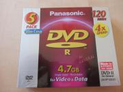 5 mal DVD-