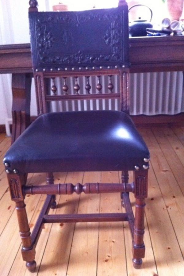 kunstleder st hle neu und gebraucht kaufen bei. Black Bedroom Furniture Sets. Home Design Ideas