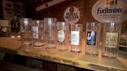 7 verschiedene Bierkrüge