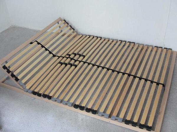 7 zonen lattenrost 140x200 cm in zirndorf matratzen. Black Bedroom Furniture Sets. Home Design Ideas