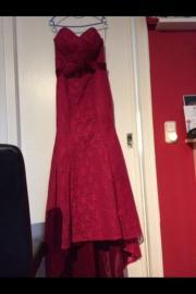 abendkleid aus spitze