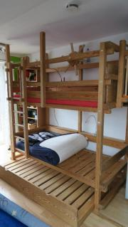 Abenteuerbett haushalt m bel gebraucht und neu for Jugendzimmer naturholz