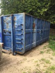 Abrollcontainer, Container, Abroller,