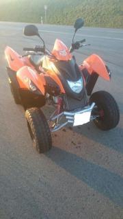 Adly Hurricane ATV