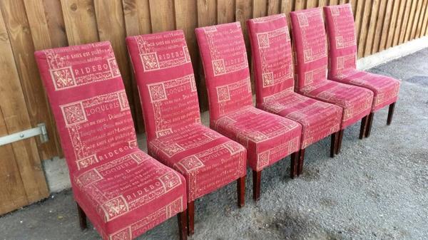 alter stuhl shabby kaufen gebraucht und g nstig. Black Bedroom Furniture Sets. Home Design Ideas