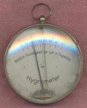 Älterer Hygrometer.