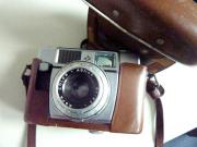 AGFA Fotoapparat, aus