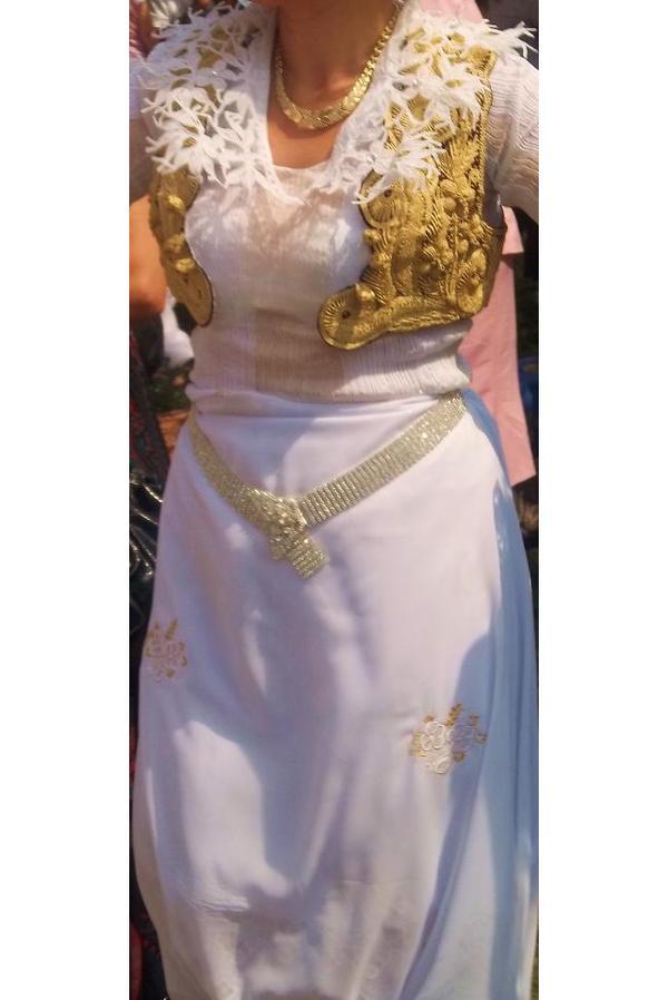 Albanische Tracht Dimija » Damenbekleidung
