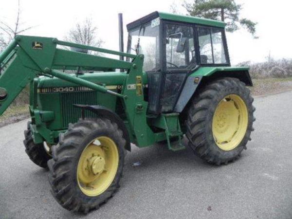 allrad traktor jd 3040 mit fl in berlin landwirtschaft. Black Bedroom Furniture Sets. Home Design Ideas