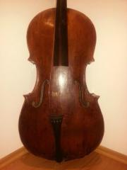 Alte Cello mit