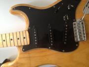 Alte Gitarre im