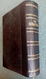 alte Luther- Bibel