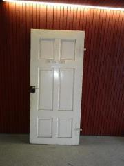 Alte Türe aus