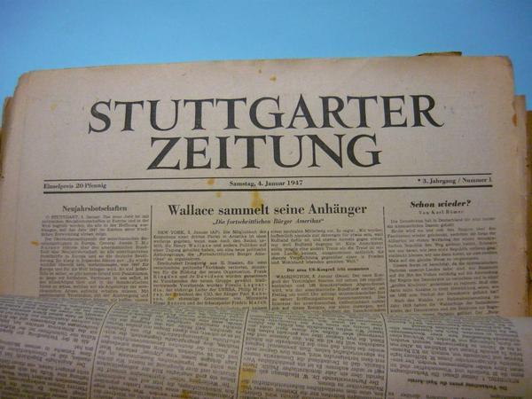 Zeitungen bekanntschaften