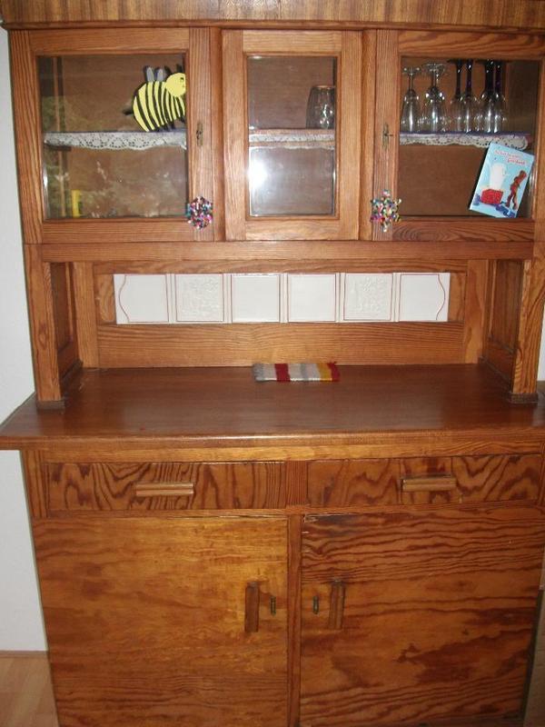 alter k chenschrank buffet schrank in plaidt k chenm bel schr nke kaufen und verkaufen. Black Bedroom Furniture Sets. Home Design Ideas