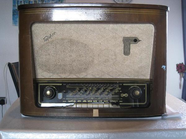 altes tefifon radio in wesseling sonstige antiquit ten. Black Bedroom Furniture Sets. Home Design Ideas