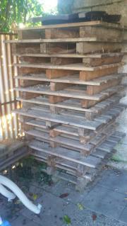 Altholz Brennholz