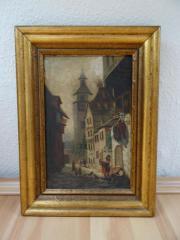 Altstadtbild / Altertümliches Bild