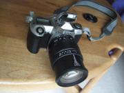 Analoge Nikon F65