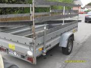 Anhänger 1300 kg -
