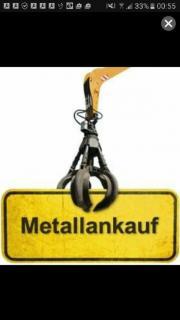 Ankauf von Metallen