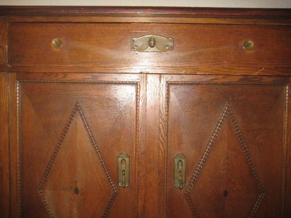 antik sideboard neu und gebraucht kaufen bei. Black Bedroom Furniture Sets. Home Design Ideas